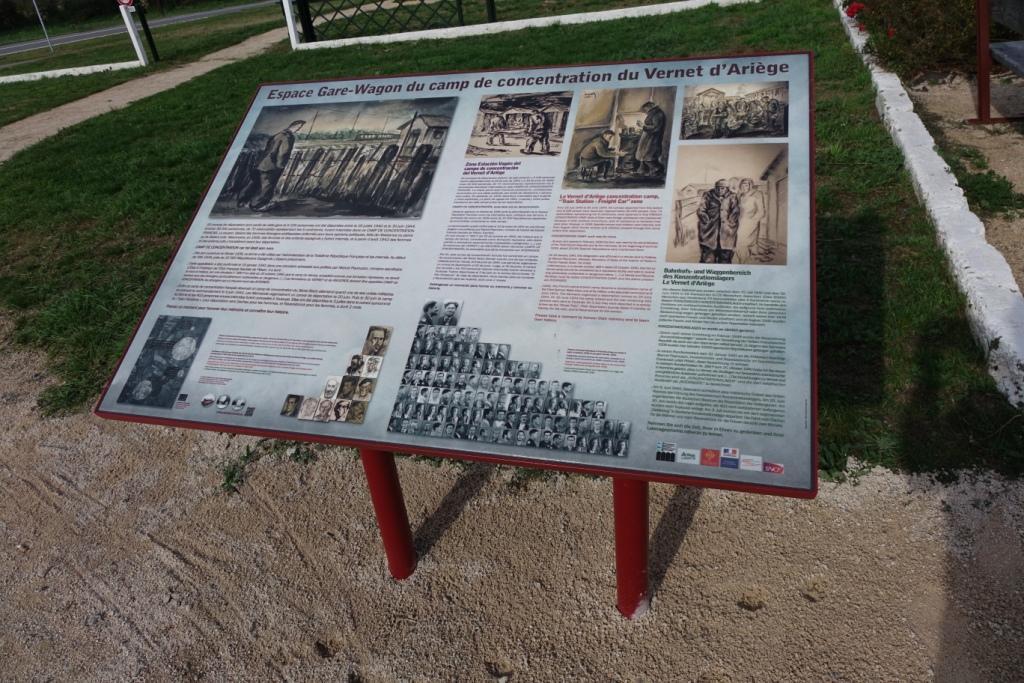 Camp de concentration du Vernet d'Ariège 2