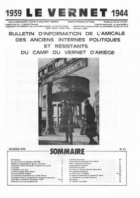 Bulletin 11 1979