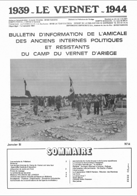 Bulletin 14 1981