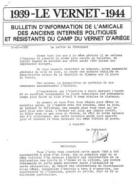 Bulletin 28 1990