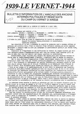 Bulletin 19 1986
